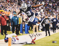 Michael Gallup Signed Cowboys 11x14 Photo (Tristar Hologram) at PristineAuction.com