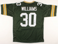 Jamaal Williams Signed Jersey (JSA COA) at PristineAuction.com