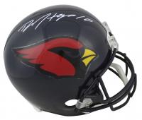 DeAndre Hopkins Signed Cardinals Full-Size Helmet (JSA COA) at PristineAuction.com