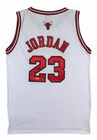 Michael Jordan Signed Bulls Jersey (Beckett LOA) at PristineAuction.com