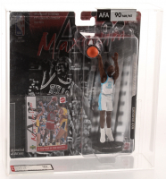 Michael Jordan LE Air Maximum Hoop Highlight Series Action Figure with Sealed Mattel Michael Jordan Card (AFA 90) at PristineAuction.com