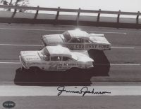 Junior Johnson Signed 8x10 Photo (PSA COA) at PristineAuction.com
