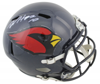 DeAndre Hopkins Signed Cardinals Full-Size Speed Helmet (JSA COA) at PristineAuction.com