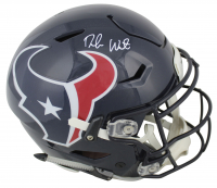 Deshaun Watson Signed Texans Full-Size Authentic On-Field Speedflex Helmet (JSA COA) at PristineAuction.com