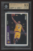 Kobe Bryant 1996-97 Collector's Choice #267 RC (BGS 9.5) at PristineAuction.com