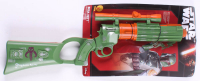 "Jeremy Bulloch Signed ""Star Wars"" Boba Fett Pistolet Blaster Inscribed ""Boba Fett"" (Beckett COA) at PristineAuction.com"