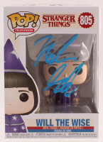"""Noah Schnapp Brown Signed """"Stranger Things"""" Will The Wise #805 Funko Pop! Vinyl Figure (JSA COA) at PristineAuction.com"""