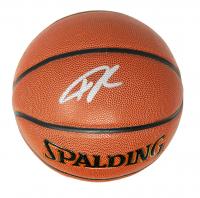 Giannis Antetokounmpo Signed NBA Basketball (Schwartz Sports COA) at PristineAuction.com