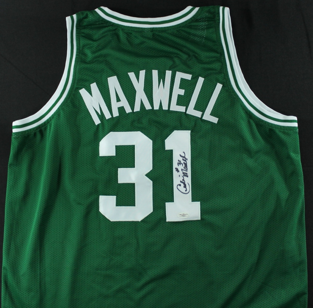 maxwell jersey number