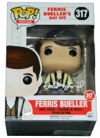 "Matthew Broderick Signed ""Ferris Bueller's Day Off"" #317 Ferris Bueller Funko Pop Vinyl Figure (Schwartz Sports COA) at PristineAuction.com"