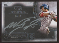 Nomar Garciaparra 2016 Topps Five Star Silver Signatures #FSSSNG at PristineAuction.com
