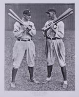 "Historical Photo Archive - Ty Cobb & Joe Jackson ""Ty Cobb & Joe Jackson"" Limited Edition 17x22 Fine Art Giclee on Paper # 27 / 375 (PA LOA) at PristineAuction.com"
