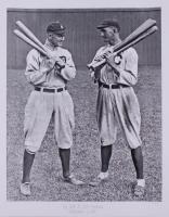 "Historical Photo Archive - Ty Cobb & Joe Jackson ""Ty Cobb & Joe Jackson"" Limited Edition 17x22 Fine Art Giclee on Paper # 29 / 375 (PA LOA) at PristineAuction.com"