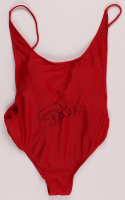 "Pamela Anderson Signed ""Baywatch"" Swimsuit (Beckett COA) at PristineAuction.com"