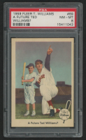 Ted Williams 1959 Fleer #69 A Future Ted Williams (PSA 8) at PristineAuction.com