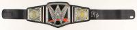 """Edge Signed WWE Championship Belt Inscribed """"HOF 2012"""" (JSA COA) at PristineAuction.com"""