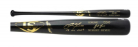 "Christian Yelich Signed Louisville Slugger Player Model S318 Baseball Bat Inscribed ""18 NL MVP"" (Fanatics Hologram) at PristineAuction.com"