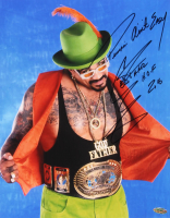 """The Godfather Signed WWE 11x14 Photo Inscribed """"Pimpin' Ain't Easy"""" & """"H.O.F 2016"""" (Playball Ink Hologram) at PristineAuction.com"""