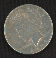 1926-S Silver Peace Dollar at PristineAuction.com