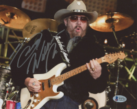 Hank Williams Jr. Signed 8x10 Photo (Beckett COA) at PristineAuction.com