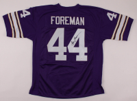 Chuck Foreman Signed Jersey (JSA COA) at PristineAuction.com