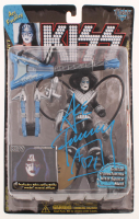 "Ace Frehley Signed ""Kiss"" McFarlane Ultra-Action Figurine With Sketch (PSA LOA) at PristineAuction.com"