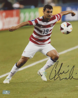 Chris Wondolowski Signed Team USA 8x10 Photo (Palm Beach COA) at PristineAuction.com