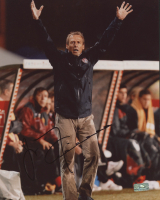 Jurgen Klinsmann Signed Team USA 8x10 Photo (Palm Beach COA) at PristineAuction.com