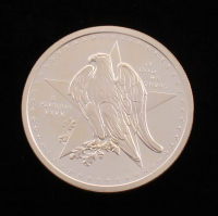 "1 Troy Ounce .999 Fine Silver ""Remember the Alamo"" Bullion Round at PristineAuction.com"