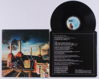"Roger Waters Signed Pink Floyd ""Animals"" Vinyl Record Album Cover (Beckett LOA) at PristineAuction.com"