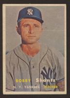Bobby Shantz 1957 Topps #272 at PristineAuction.com