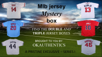 OKAuthentics Pro Baseball Jersey Mystery Box - Series III (Limited to 100) at PristineAuction.com