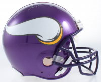 Kevin Williams Signed Vikings Full-Size Authentic On-Field Helmet (JSA COA) at PristineAuction.com