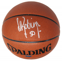 David Robinson Signed NBA Basketball (TriStar Hologram) at PristineAuction.com