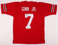 Ted Ginn Jr. Signed Jersey (JSA COA) at PristineAuction.com