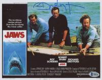 "Richard Dreyfuss Signed ""Jaws"" 8x10 Photo (Beckett COA) at PristineAuction.com"