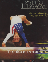 "Kerri Strug Signed 8x10 Photo Inscribed ""96 USA Gold"" (Legends COA) at PristineAuction.com"