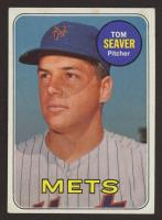 Tom Seaver 1969 Topps #480 at PristineAuction.com