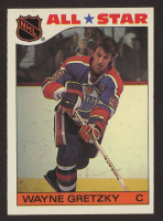 Wayne Gretzky 1985-86 Topps Sticker Inserts #2 at PristineAuction.com
