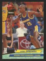 Latrell Sprewell 1992-93 Ultra #266 RC at PristineAuction.com