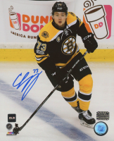 Charlie McAvoy Signed Bruins 8x10 Photo (COJO COA & McAvoy Hologram) at PristineAuction.com