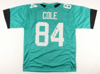 Keelan Cole Signed Jersey (JSA COA) at PristineAuction.com