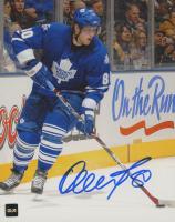Nik Antropov Signed Maple Leafs 8x10 Photo (COJO COA) at PristineAuction.com