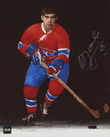 Rejean Houle Signed Canadiens 8x10 Photo (COJO COA) at PristineAuction.com