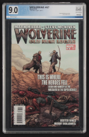 """2008 """"Wolverine: Old Man Logan"""" Issue #67 Direct Edition Marvel Comic Book (PGX 9.0) at PristineAuction.com"""