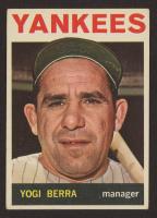 Yogi Berra 1964 Topps #21 Manager at PristineAuction.com