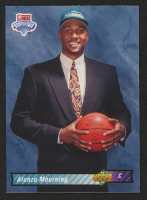 Alonzo Mourning 1992-93 Upper Deck #2 RC at PristineAuction.com