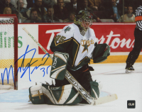 Marty Turco Signed Stars 8x10 Photo (COJO COA) at PristineAuction.com