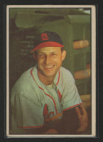Stan Musial 1953 Bowman Color #32 at PristineAuction.com