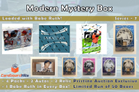 Cardboard Hits Modern Mystery Box Series 7 - Baseball Edition at PristineAuction.com